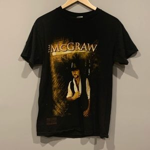 Tim McGraw 07' North American Tour Concert T-Shirt